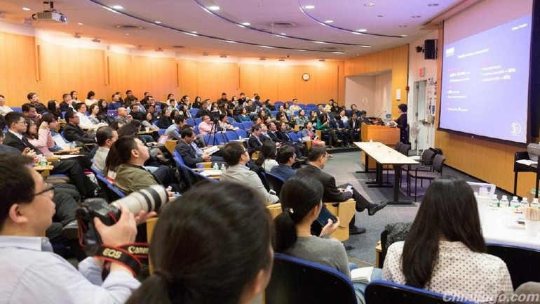 Manchester Business School China Center jointly launches 2014 Overseas.jpg
