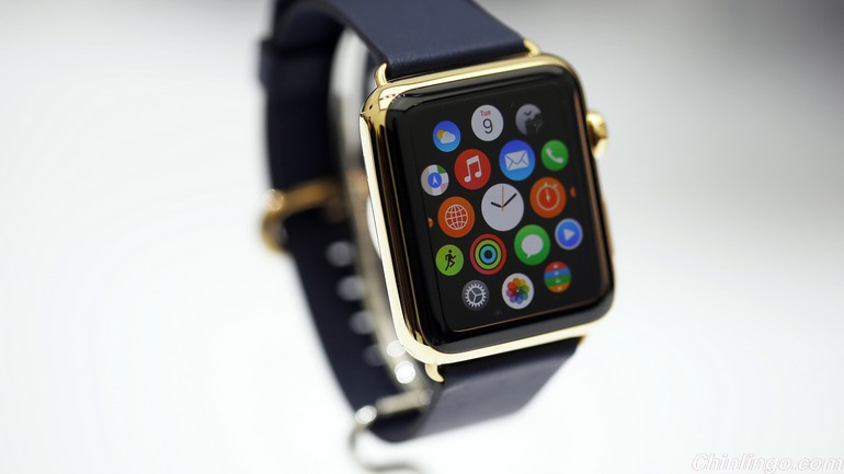 Gold Apple Watch Edition sold out in China in less than an hour.jpg