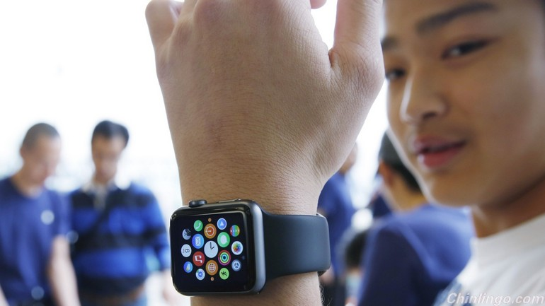 Apple starts iWatch pre-orders in Chinese mainland.jpg