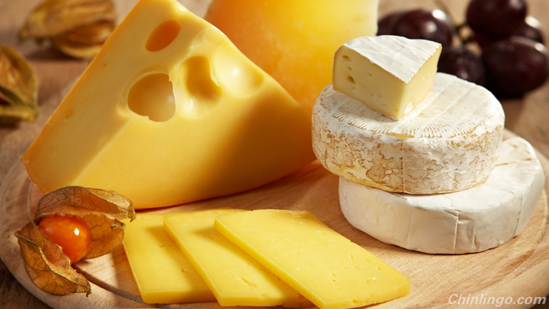 cheese in china, chinese market, cheese exporters, cheese market