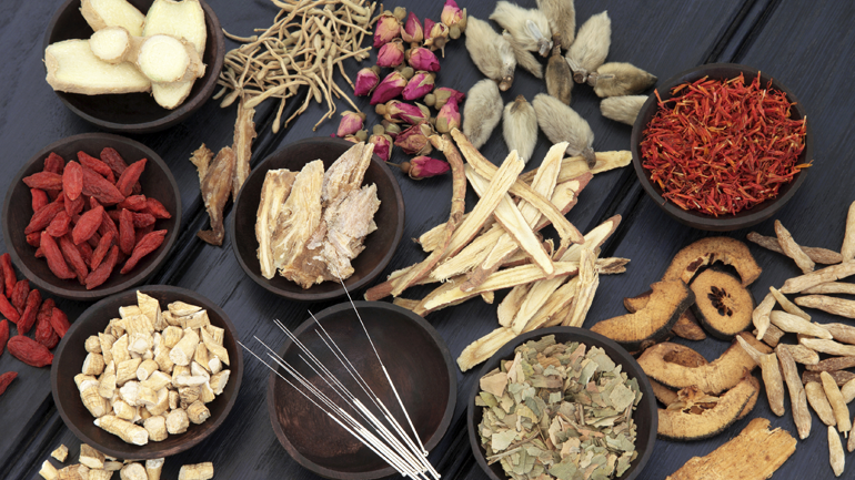 Chinese medicine, Chinese herbs, US farmers