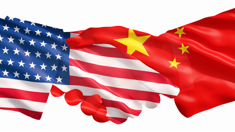 Chinese direct investment, China and U.S.