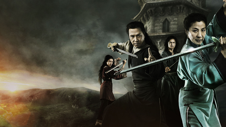 Crouching Tiger Hidden Dragon 2, Sword of Destiny, chinese movie
