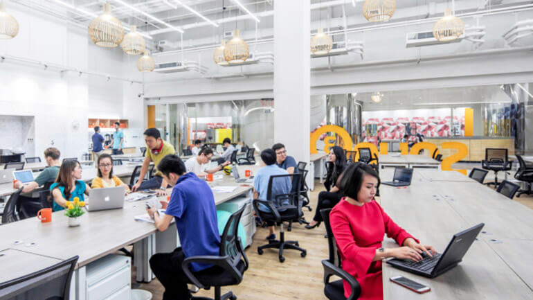 Chinese millennials, Chinese tech culture, Chinese young employees